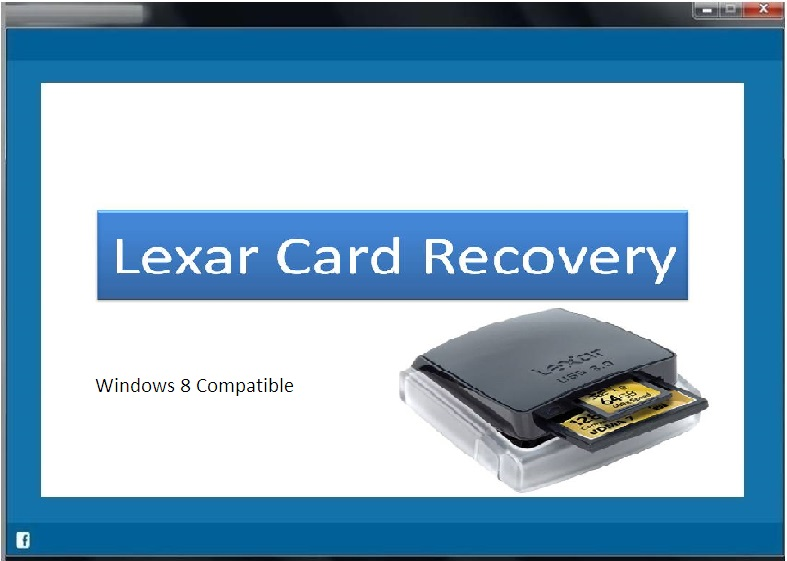 Tool to restore data from lexar memory card